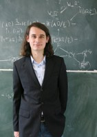 Leibniz Price for Hausdorff Chair Peter Scholze